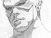 The Flash 01 Portrait Pencil Study