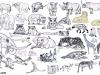 african_animals_nursery_mural_study_by_mattelder