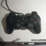 Playstation Controller by Matt Elder top view