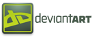 Deviantart.com Logo
