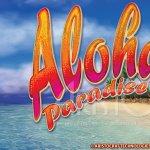 Aloha Paradise Slot Pokie Fruit Machine Personality