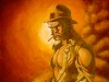 Wolverine as Indiana Jones