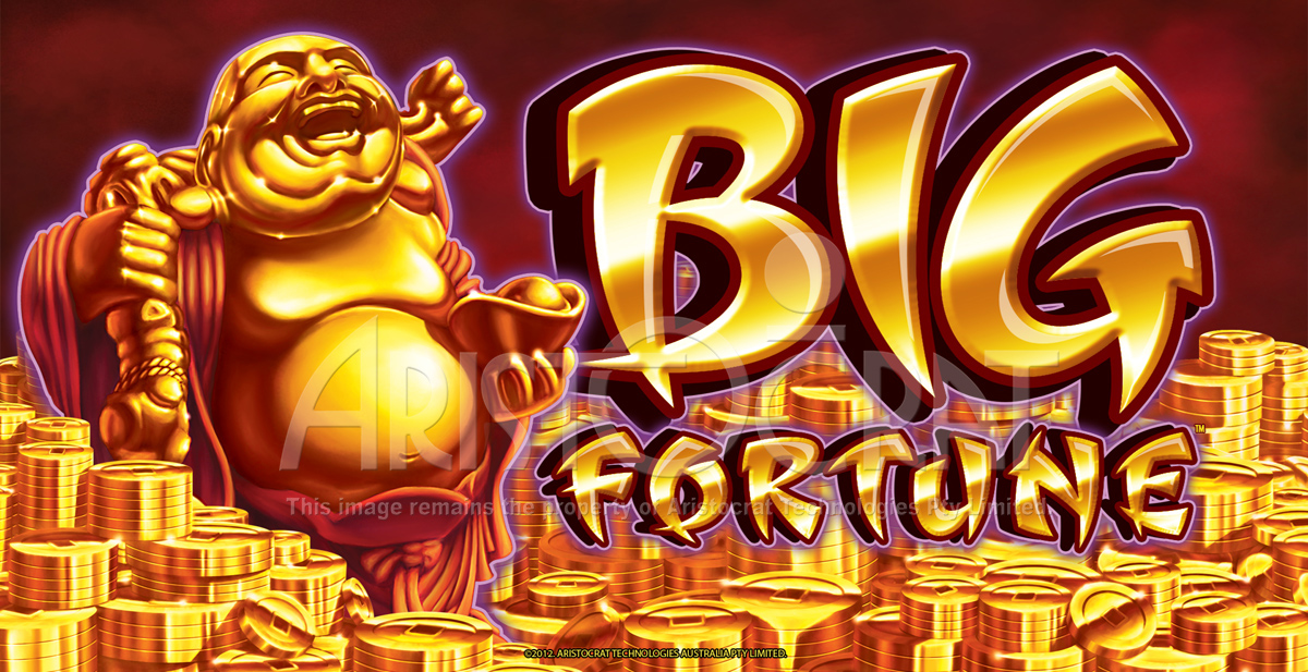 Big Fortune Slot Fruit Pokie Poker Machine Personality