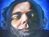 Good Morning - Self Portrait Oil Painting