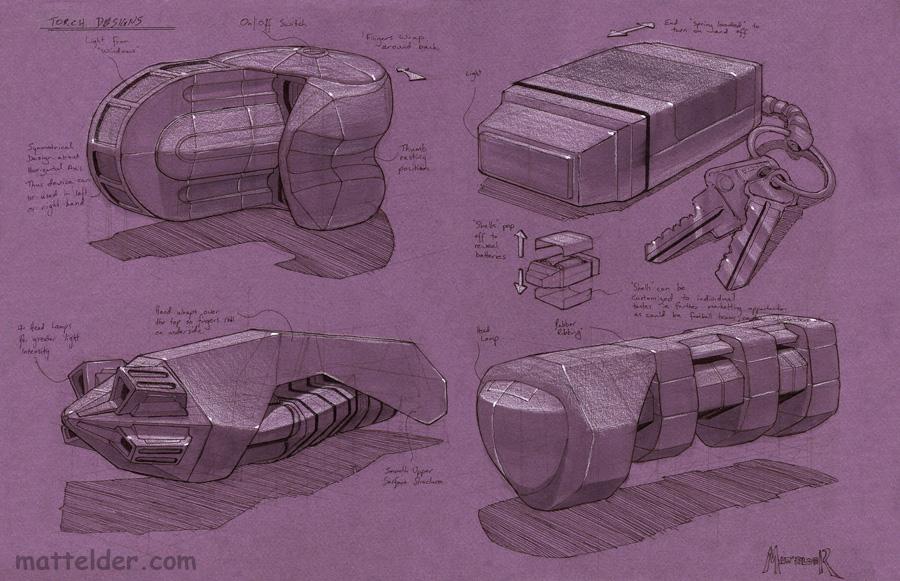 Torch Concept Designs 2