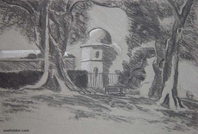 landscapestudyobservatoryhill