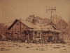 Homestead Ink Illustration :: Matt Elder's Online Cafepress Store