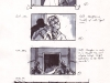 Double Indemnity Storyboards Elevator 17 - 20