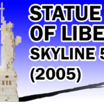Statue of Liberty 5526 Skyline Factory LEGO set