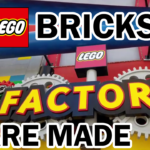 How LEGO Bricks are Made at the LEGOLAND Dubai LEGO Factory Tour