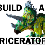 Video Thumbnail - How to Build Make a LEGO Triceratops with FREE building instructions