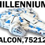 Video Thumbnail - LEGO Star Wars Kessel Run Millennium Falcon