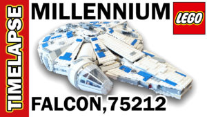Video Thumbnail - LEGO Star Wars Kessel Run Millennium Falcon