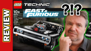 Video Thumbnail - Fast and Furious Doms Charger LEGO Preview