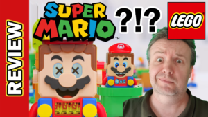 Video Thumbnail - LEGO Mario Reaction and Thoughts