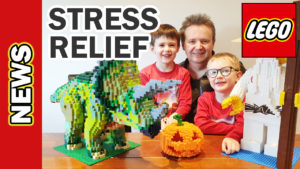 Video Thumbnail - LEGO Stress Relief AFOL