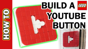 Video Thumbnail - LEGO Youtube Logo Button