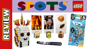 Video Thumbnail - LEGO Spots