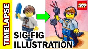 Video Thumbnail - LEGOized Greg London Bridge Bricks AFOL