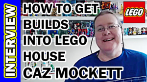 Video Thumbnail - 004 - Caz Mockett - Micropolis in the LEGO House