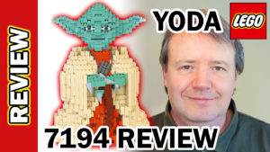 Video Thumbnail - Yoda 2002 Ultimate Collector Series 7194 UCS Star Wars