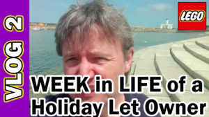 Video Thumbnail - 002 A Week in the life of a Holiday Let Airbnb Short Term Owner Margate Broadstairs Macatsim