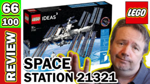 Video Thumbnail - LEGO International Space Station 21321 01