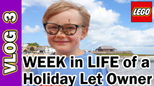 Video Thumbnail - 003 A Week in the life of a Holiday Let Airbnb Short Term Owner Margate Broadstairs Macatsim