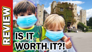 Video Thumbnail - Hever Castle UK Covid Reopening - Is it worth it