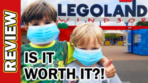 Video Thumbnail - LEGOland Windsor UK Covid Reopening - Is it worth it