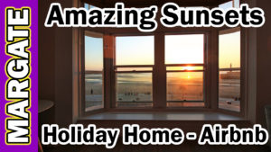 Video Thumbnail - Margate Seaview Sunset Flat Promotion 01