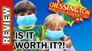 Video Thumbnail - Chessington World of Adventures Resort UK Covid Reopening - Is it worth it