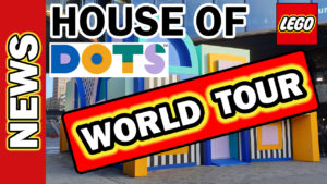 Video Thumbnail - LEGO House of Dots Tour World Tour