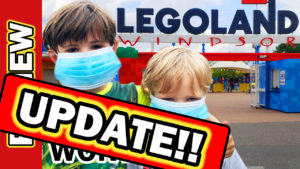 Video Thumbnail - LEGOland Windsor UK Covid Reopening - Is it worth it UPDATE