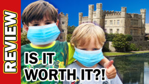 Video Thumbnail - Leeds Castle UK Covid Reopening - Is it worth it