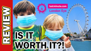 Video Thumbnail - London Eye UK Covid Reopening - Is it worth it