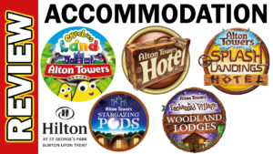 Video Thumbnail - Alton Towers Accommodation Hotel Splash Landings Tree CBeeBies