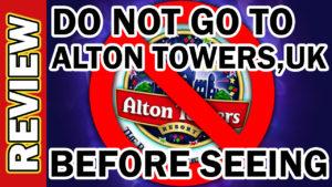 Video Thumbnail - Alton Towers Full PArk Tour Time lapse DO NOT GO