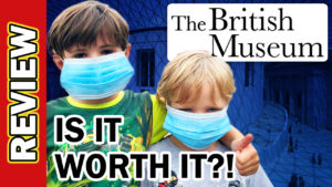 Video Thumbnail - British Museum London UK Covid Reopening - Is it worth it