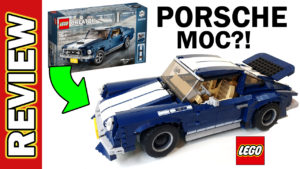 Video Thumbnail - LEGO Ford Mustang 10265 to Porsche 911 01