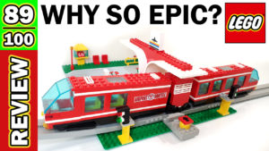 Video Thumbnail - LEGO Monorail 6399 Airport Shuttle - Why so great 01