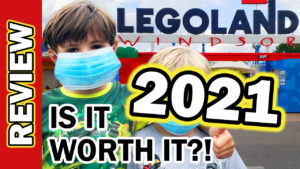 Video Thumbnail - LEGOLAND Windsor UK Covid Reopening 2021 Is It Worth It 01